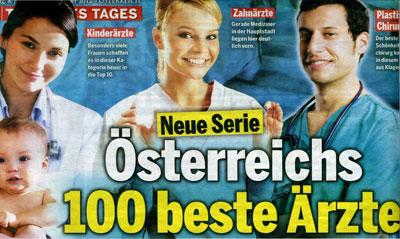 Beste Augenärzte 2011 Wien